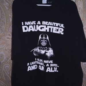 Star wars inspired fathers day, disney trip, shirt